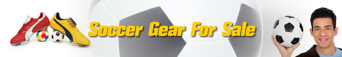 Soccer Gear For Sale